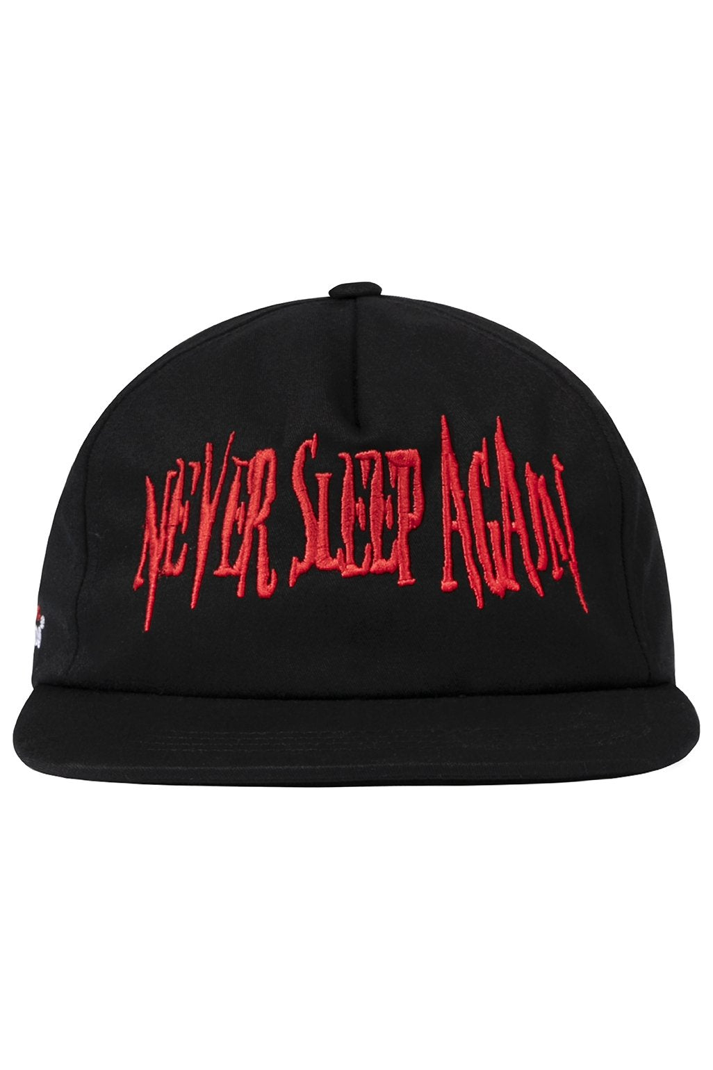 The Hundreds Freddy Kruger Snapback in Black xld