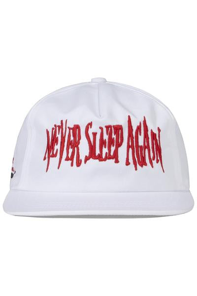 The Hundreds Freddy Kruger Snapback in White xld