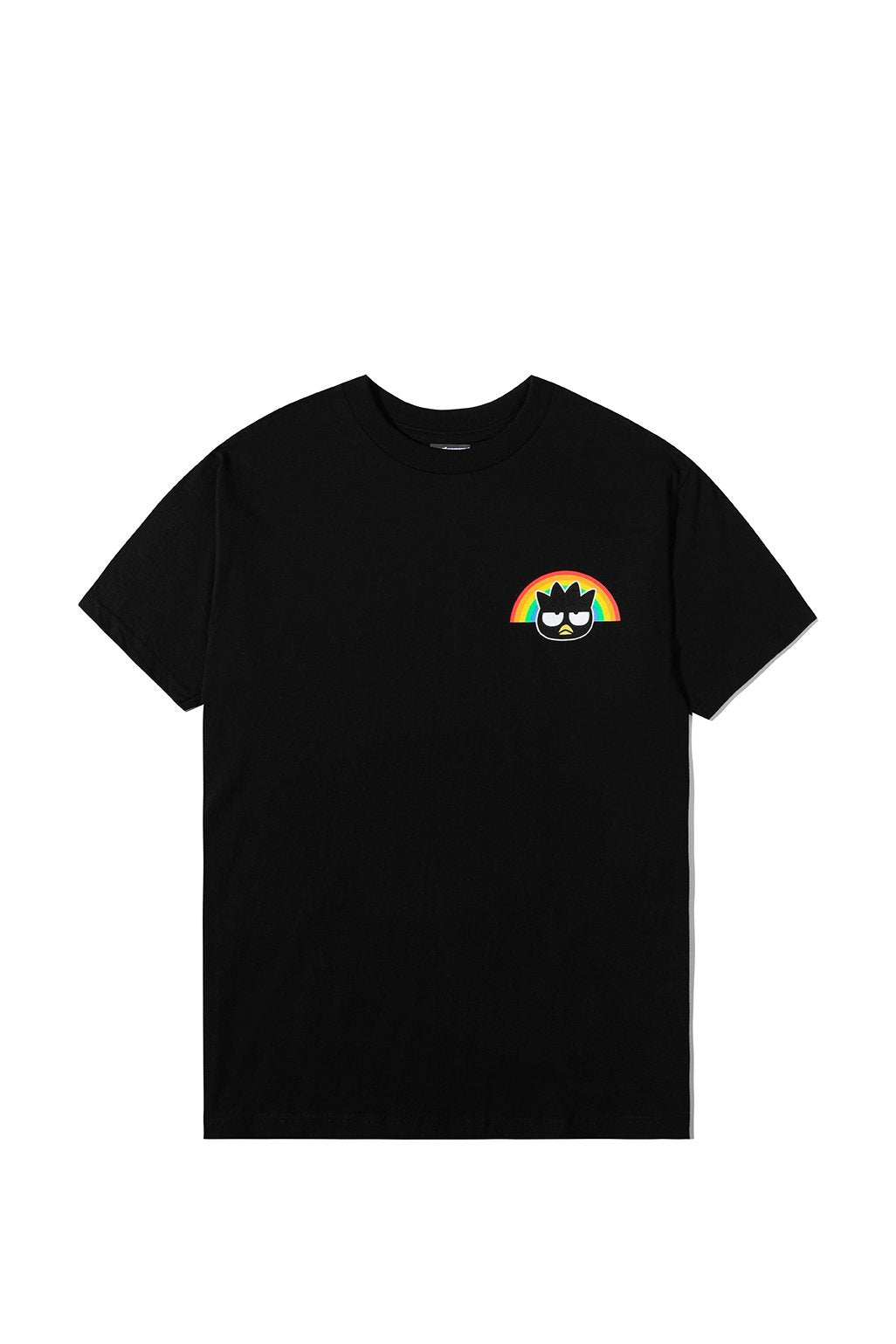The Hundreds x Sanrio Badtz-Maru T-Shirt in Black xld