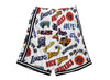 MITCHELL & NESS ALL OVER WESTERN SWINGMAN SHORT