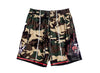 MITCHELL & NESS NBA WOODLAND CAMO SWINGMAN SHORT RAPTORS 98