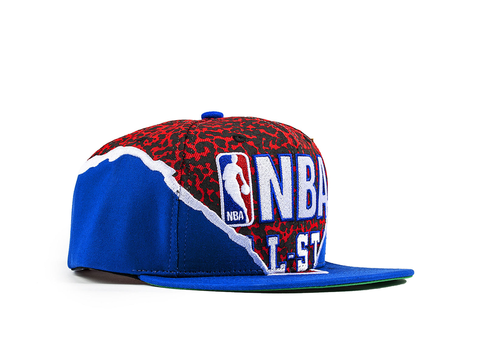 outlet store c9642 c185b MITCHELL   NESS 03  ALL STAR TEAR IT UP SNAPBACK