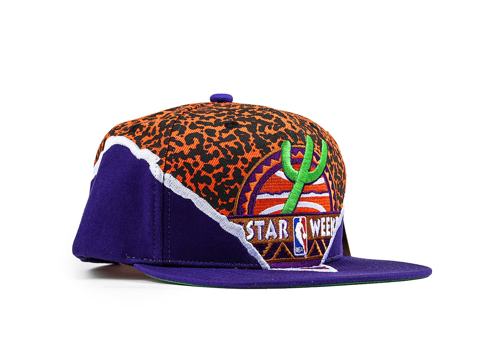 new concept 676a3 98838 MITCHELL   NESS 95  ALL STAR TEAR IT UP SNAPBACK