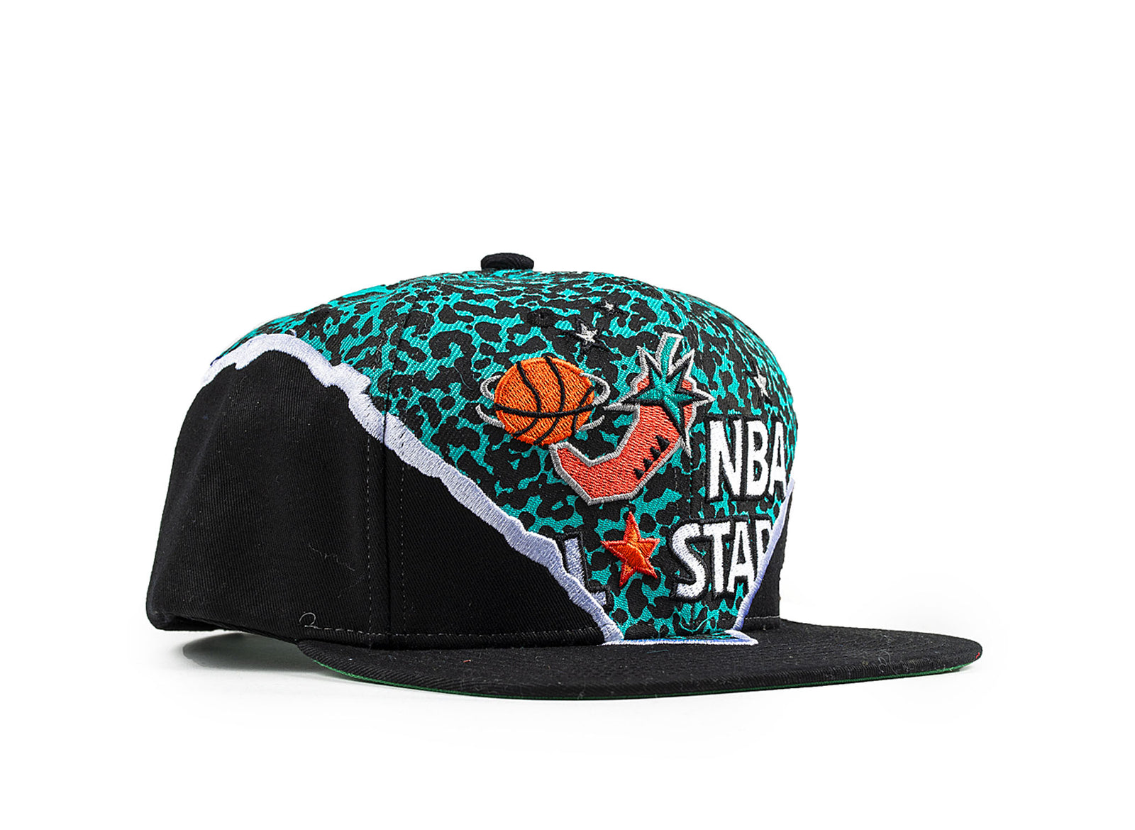 59dce12d712 MITCHELL   NESS 96  ALL STAR TEAR IT UP SNAPBACK
