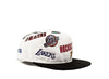MITCHELL & NESS ALL OVER SNAPBACK WEST
