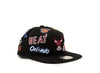 MITCHELL & NESS ALL OVER DEADSTOCK EAST SNAPBACK