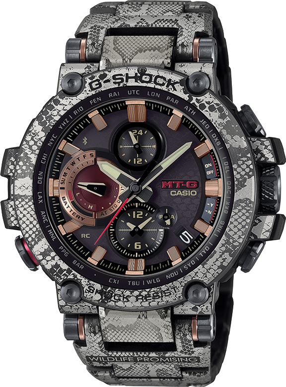 Casio G-Shock MTGB1000WLP1 Limited Edition Watch