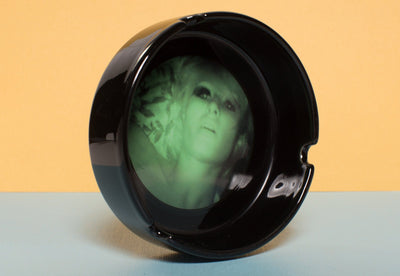 MADE IN PARADISE PARIS HILTON ASHTRAY