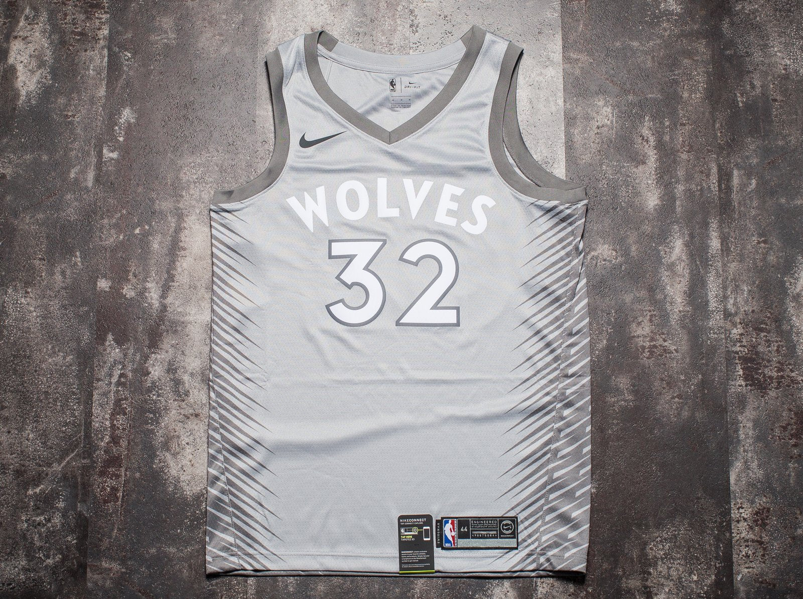 competitive price 12b3e 48ac7 NIKE KARL ANTHONY TOWNS CITY EDITION SWINGMAN JERSEY