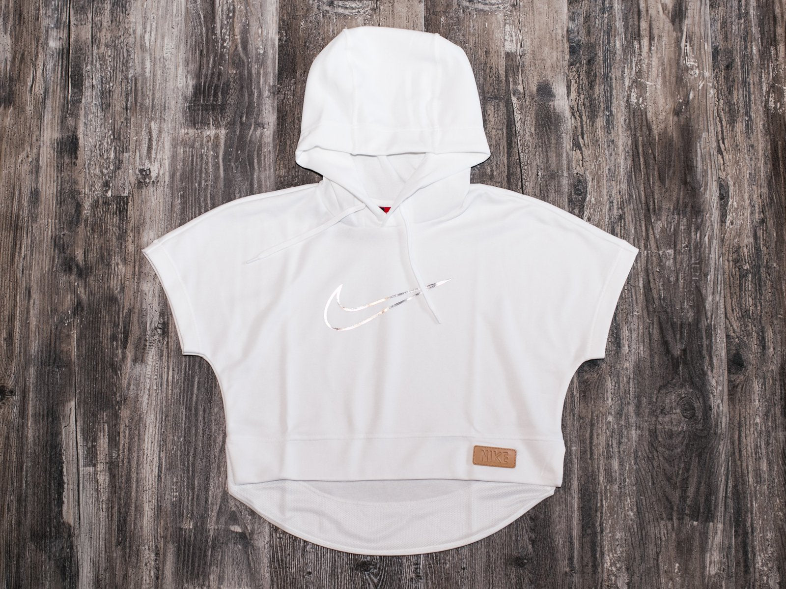 NIKE SPORTSWEAR WOMENS HOODED SHIRT