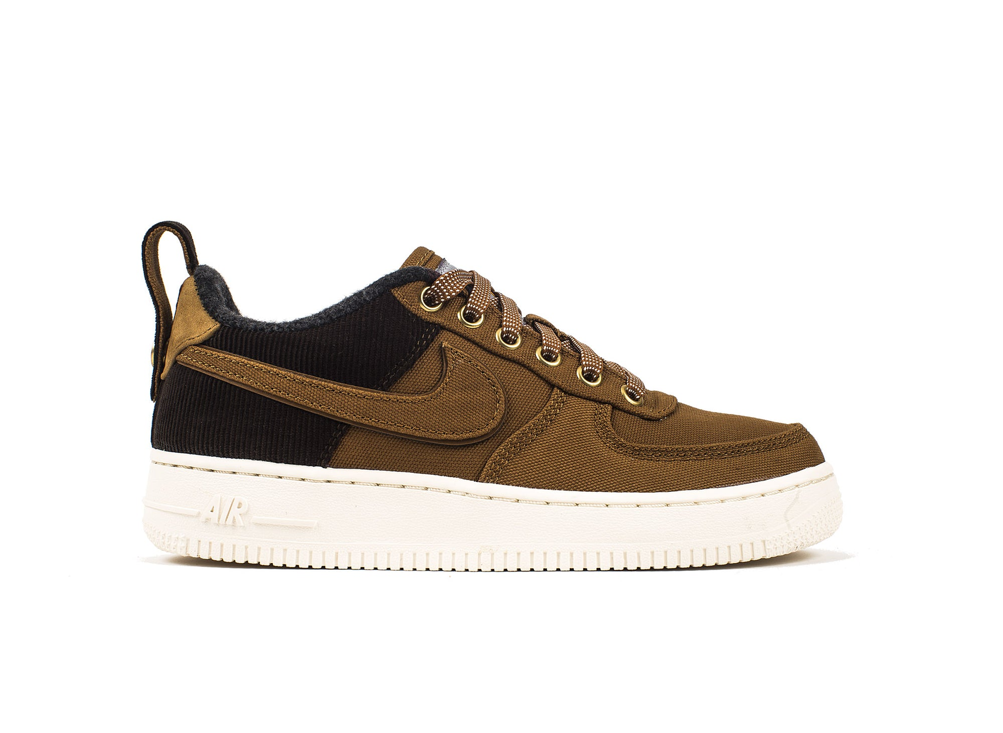 NIKE X CARHARTT WIP AIR FORCE 1 PRM (Grade School)