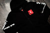 JORDAN SPORTSWEAR AJ 3 FLIGHT FLEECE ZIP HOODIE