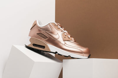 NIKE AIR MAX 90 SE LTR (Pre school kids sizes )