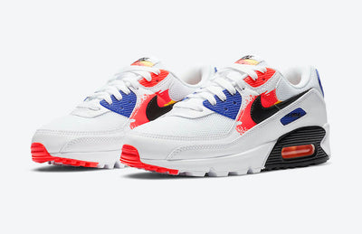 Women's Air Max 90 'Brushstroke' xld