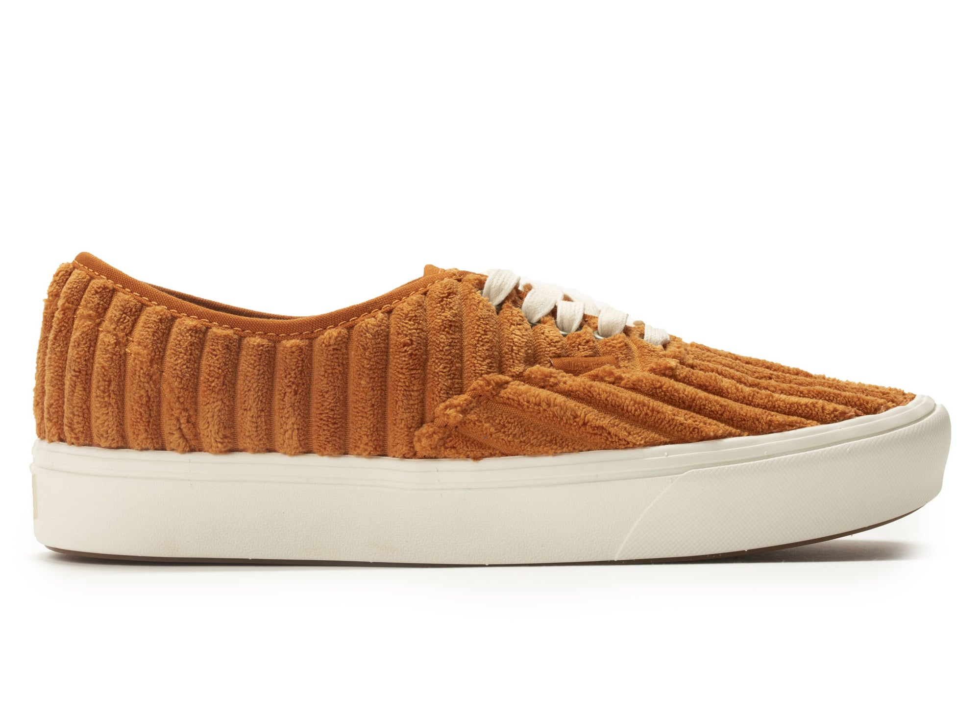 VANS UA COMFYCUSH AUTHENTIC JUMBO CORD 'ORANGE'