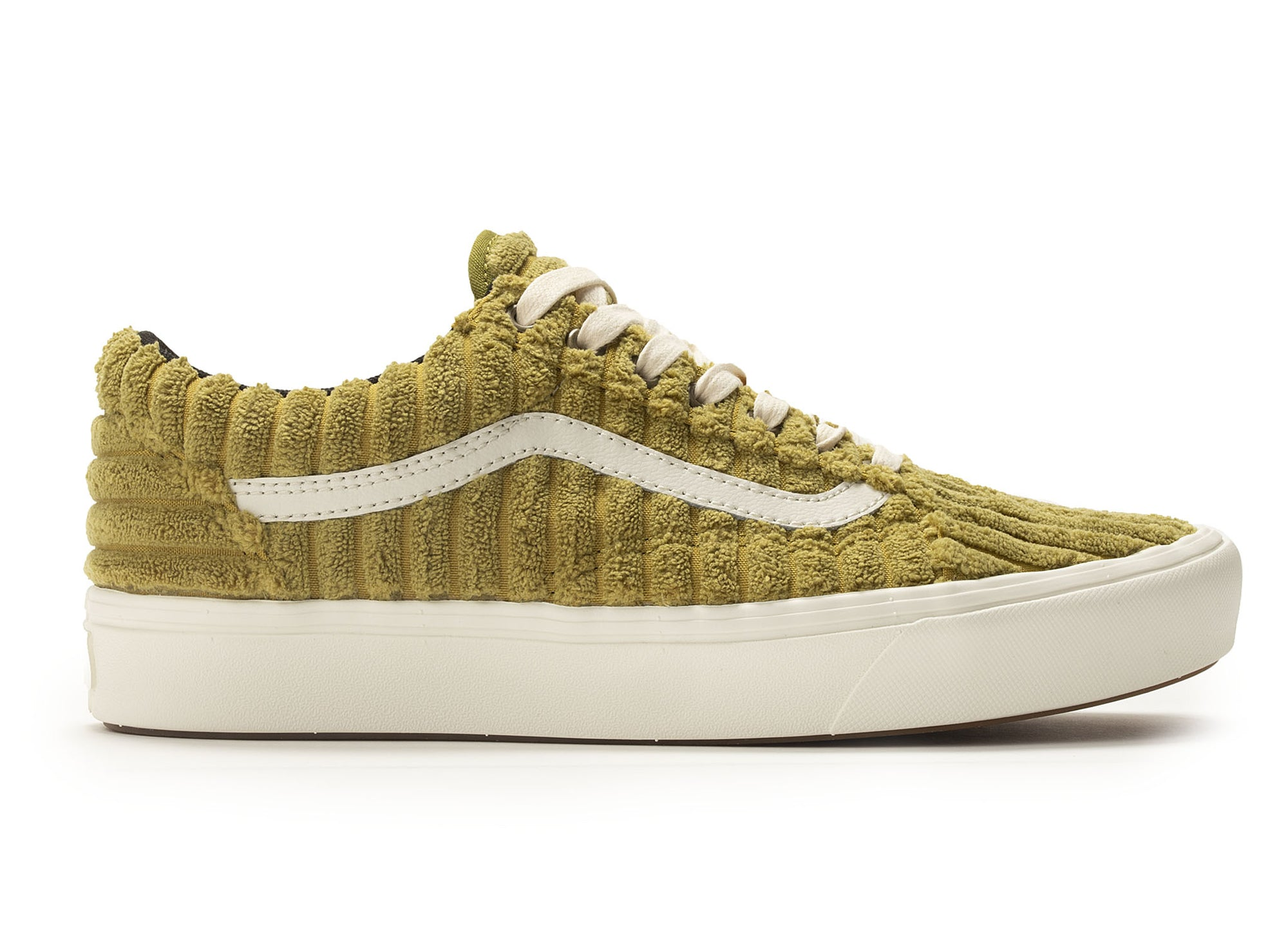 VANS UA COMFYCUSH OLD SKOOL JUMBO CORD 'GOLD'