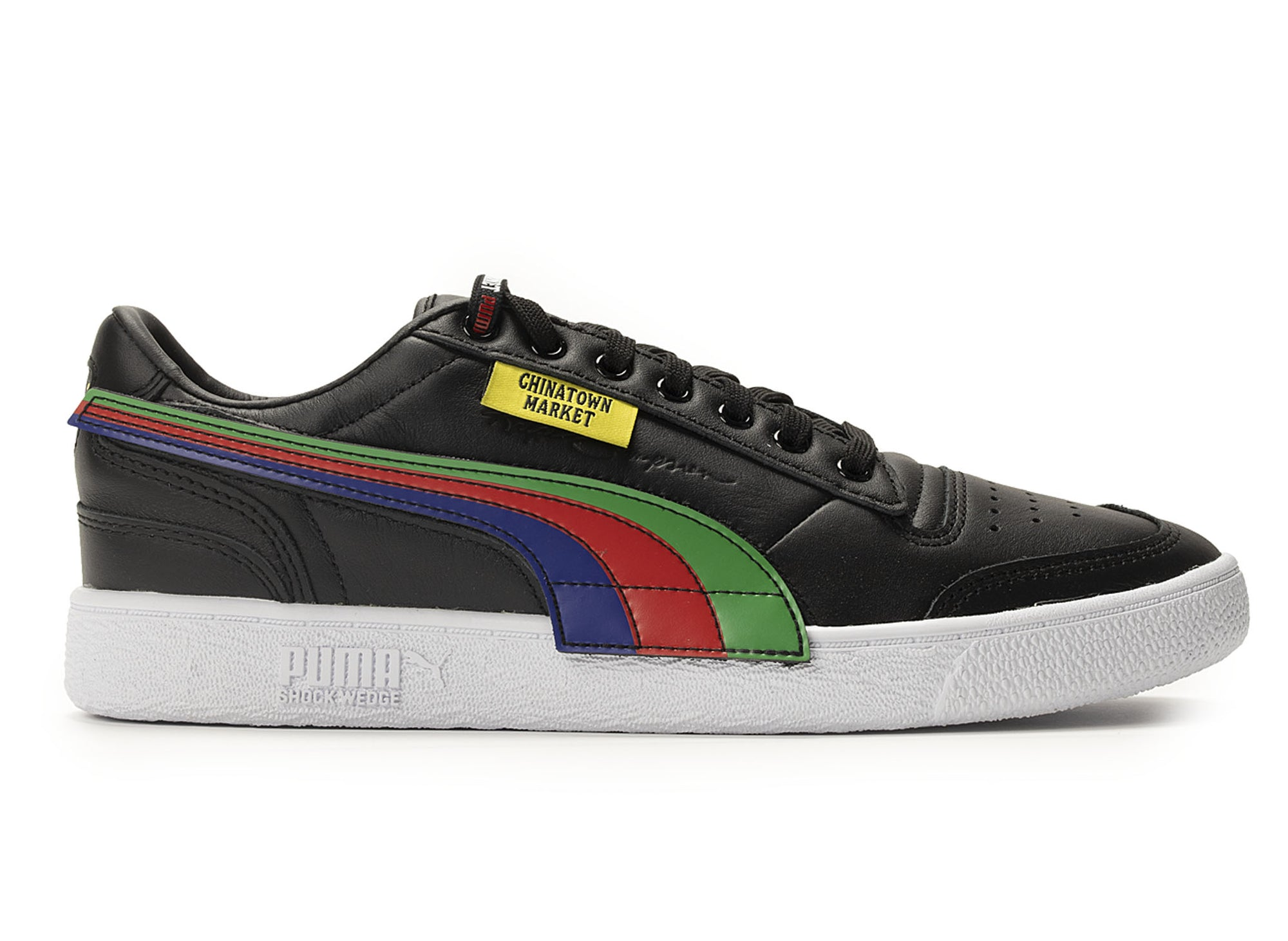 Puma Ralph Sampson Low x Chinatown Market 'Black'