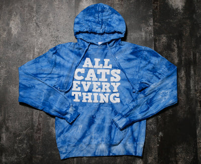 ONENESS ALL CATS EVERYTHING HOODIE
