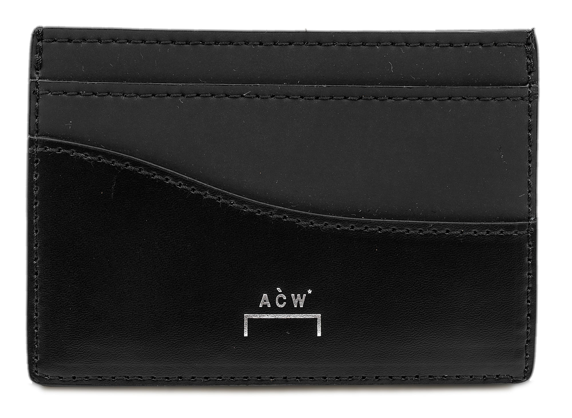 A-COLD-WALL* Leather Card Holder