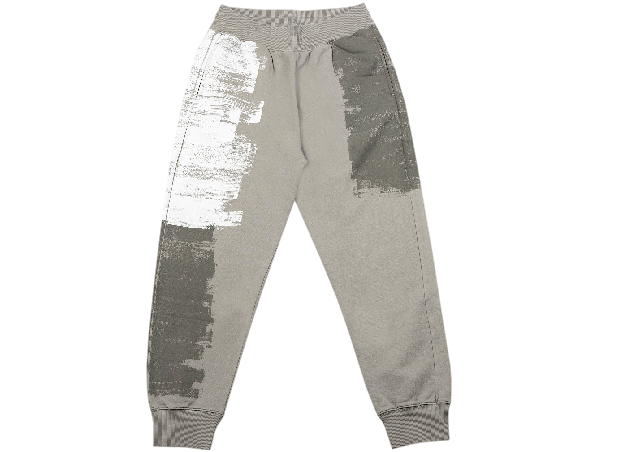 A-COLD-WALL* Brush Stroke Sweatpants in Grey xld