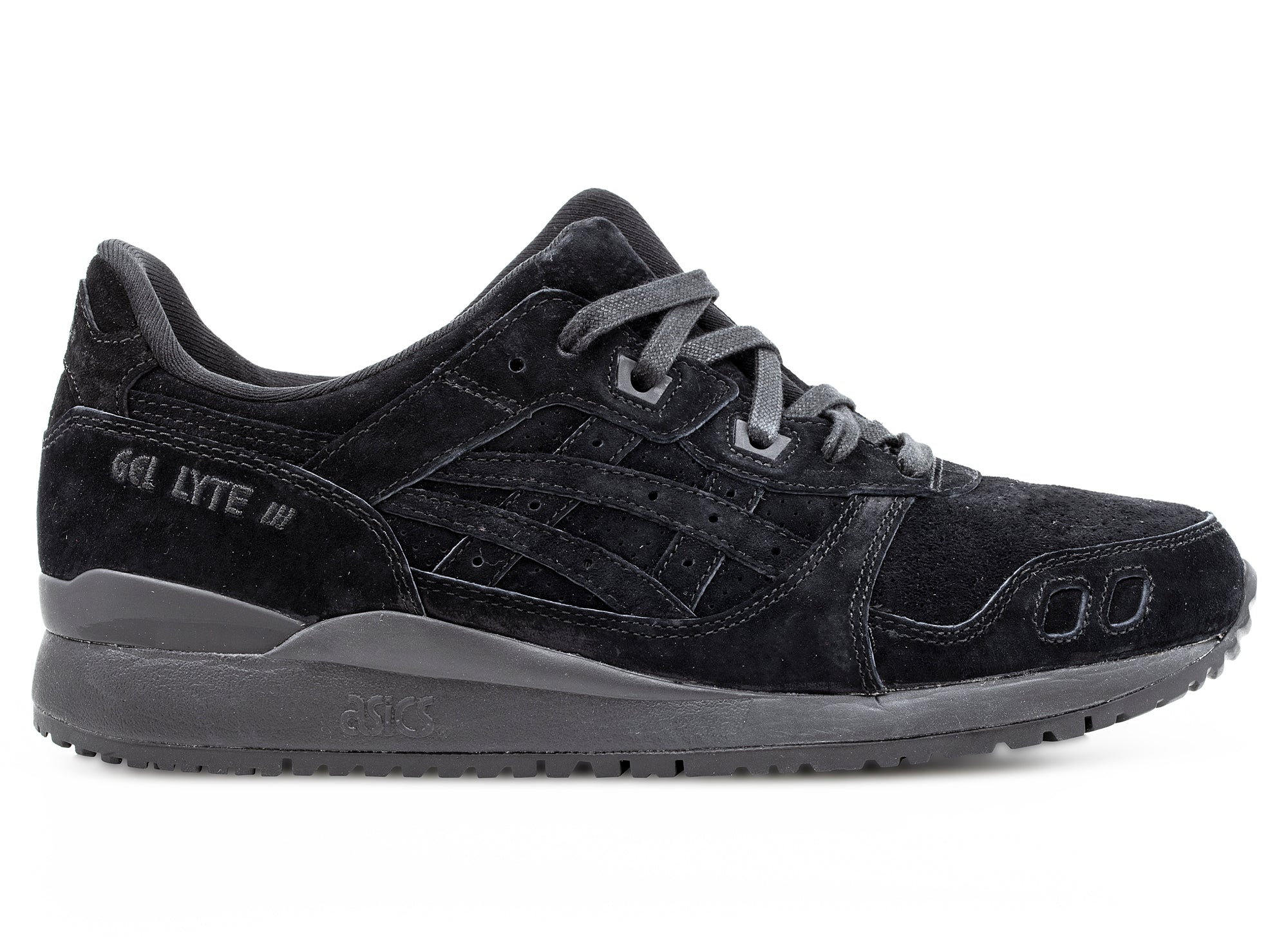 Asics Gel Lyte III Og 'Triple Black'