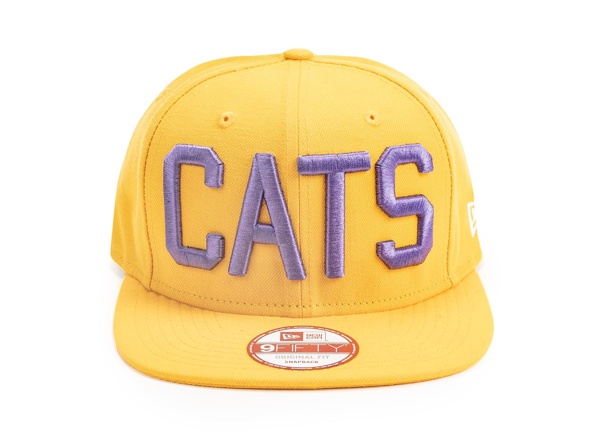 Oneness OG Cats Snapback Hat 'Lakers'
