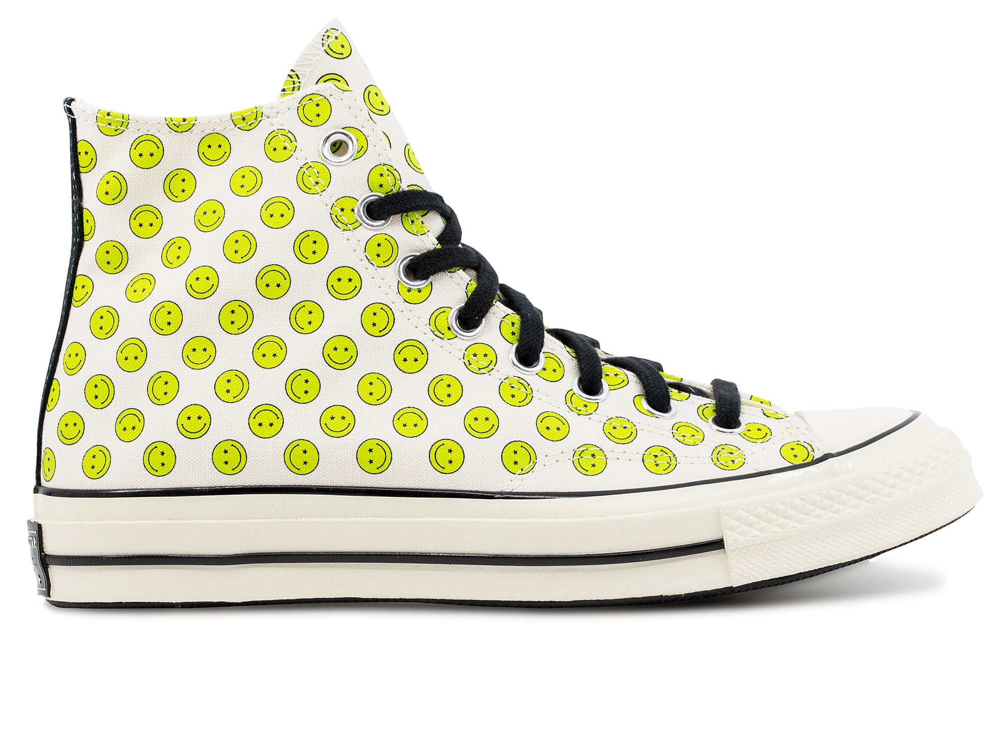 Converse Chuck 70 Hi 'Happy Camper' in Green