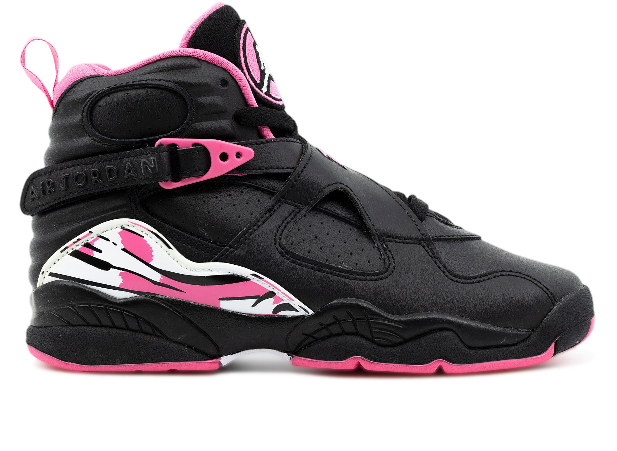 GS Air Jordan 8 Retro 'Pinksicle' xld