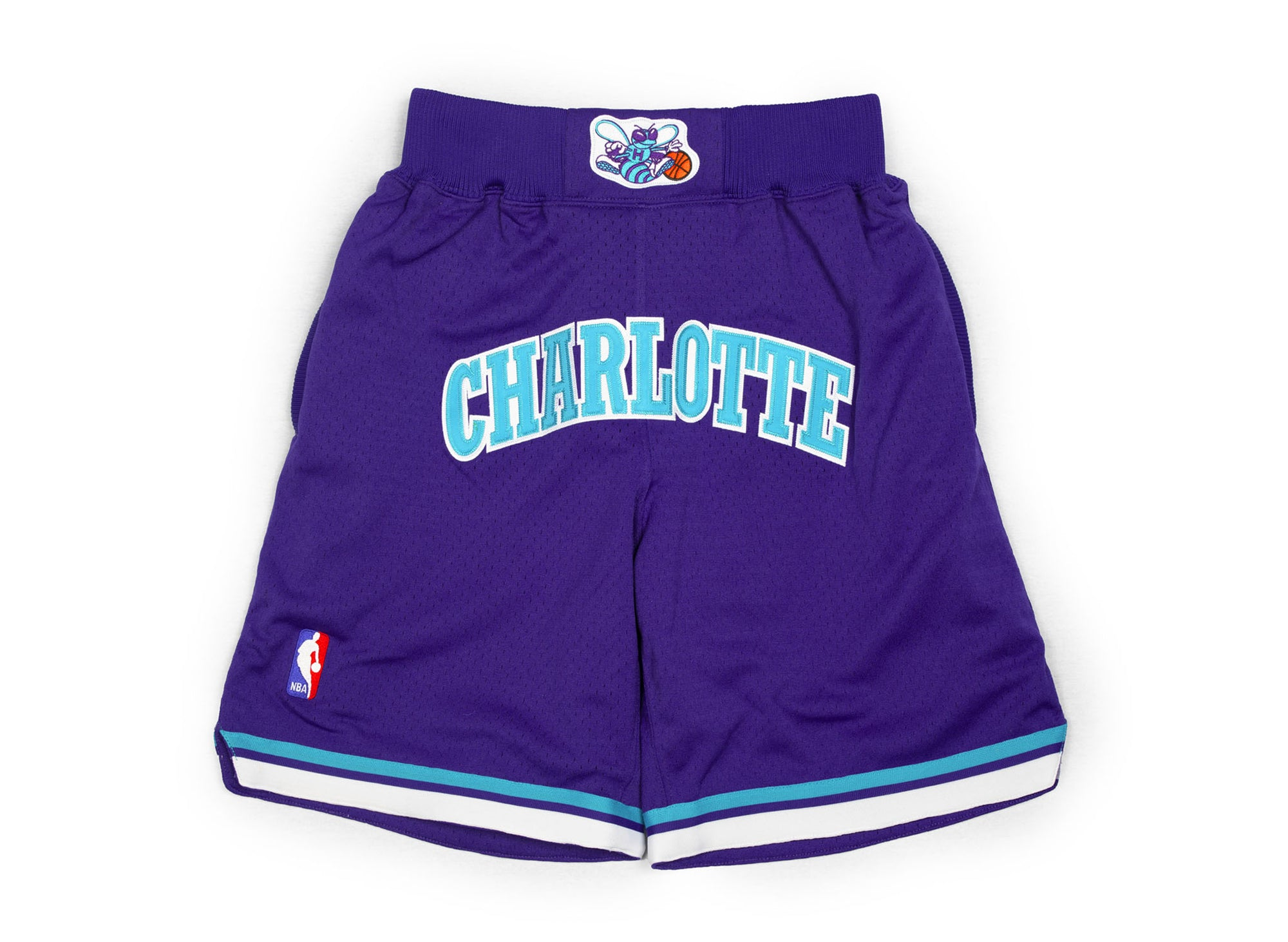 JUST DON  94-95 HORNETS MESH SHORTS