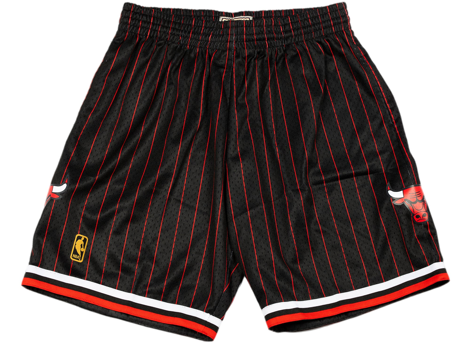 Mitchell & Ness NBA Swingman Shorts Chicago Bulls Alternate 1996-97 xld