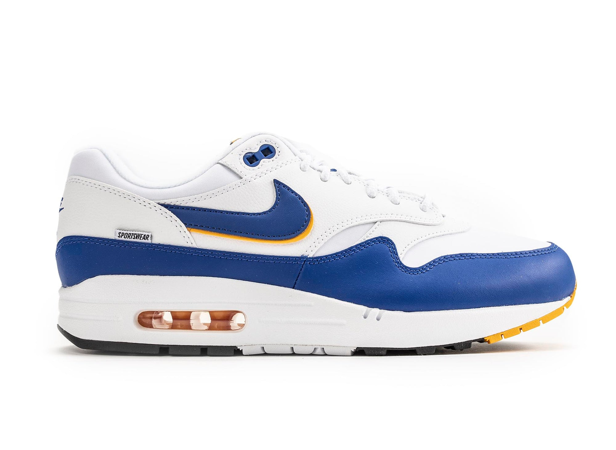 Nike Air Max 1 SE 'Royal & Gold'