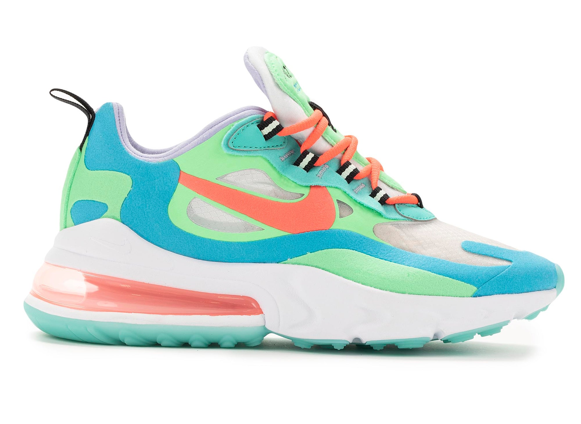 Nike Air Max 270 React Women's 'Electro Green'