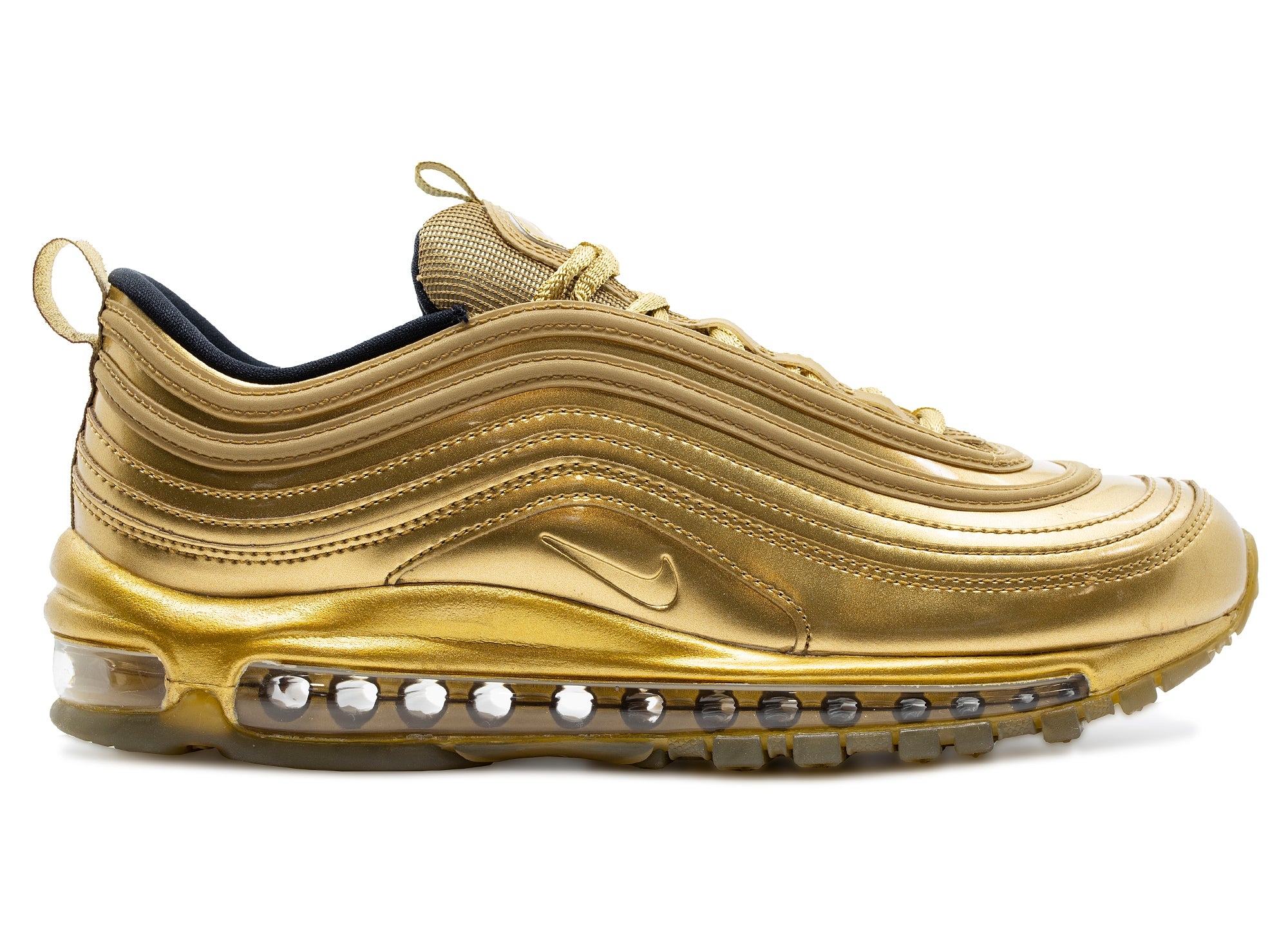 Nike Air Max 97 QS 'Gold Metal' xld