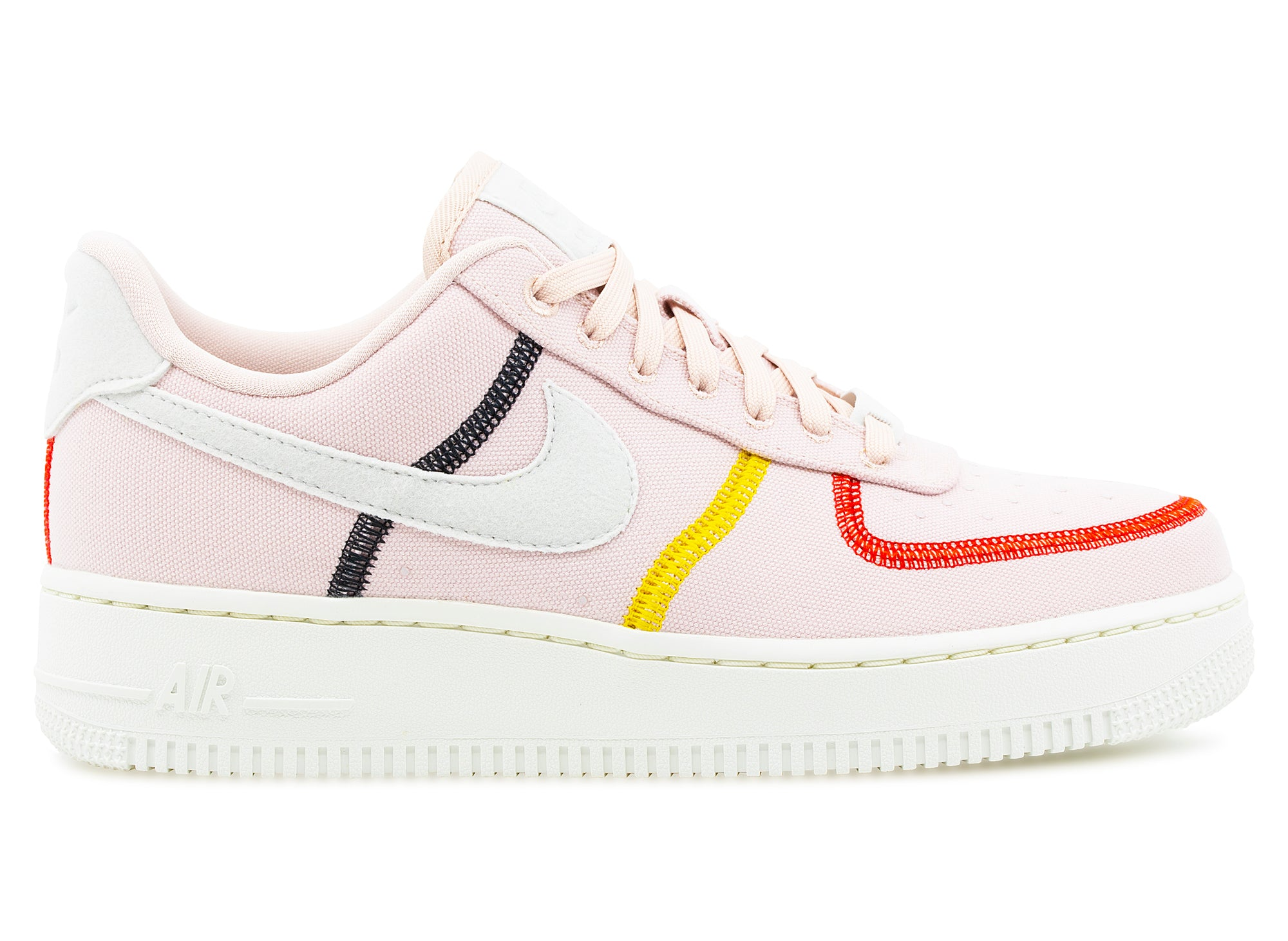 Women's Air Force 1 '07 LX 'Silt Red'