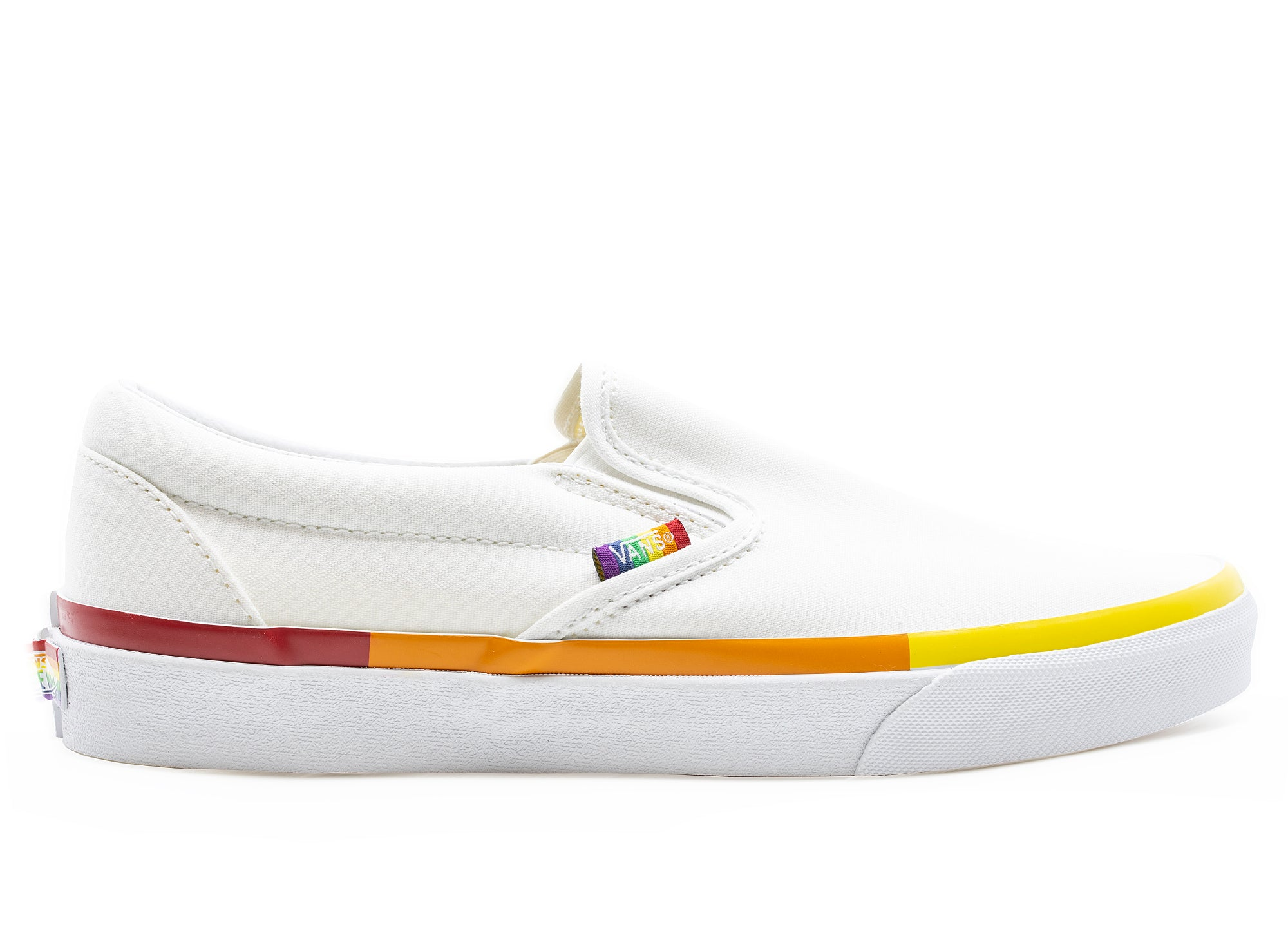 Vans UA Classic Slip On 'Rainbow Foxing'