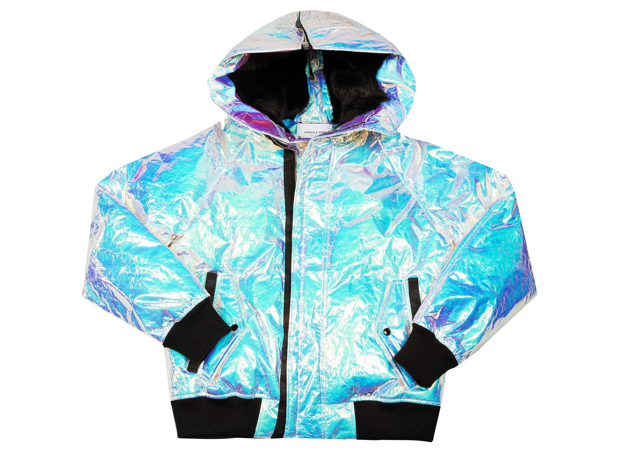 Ovadia & Sons Hologram Jacket