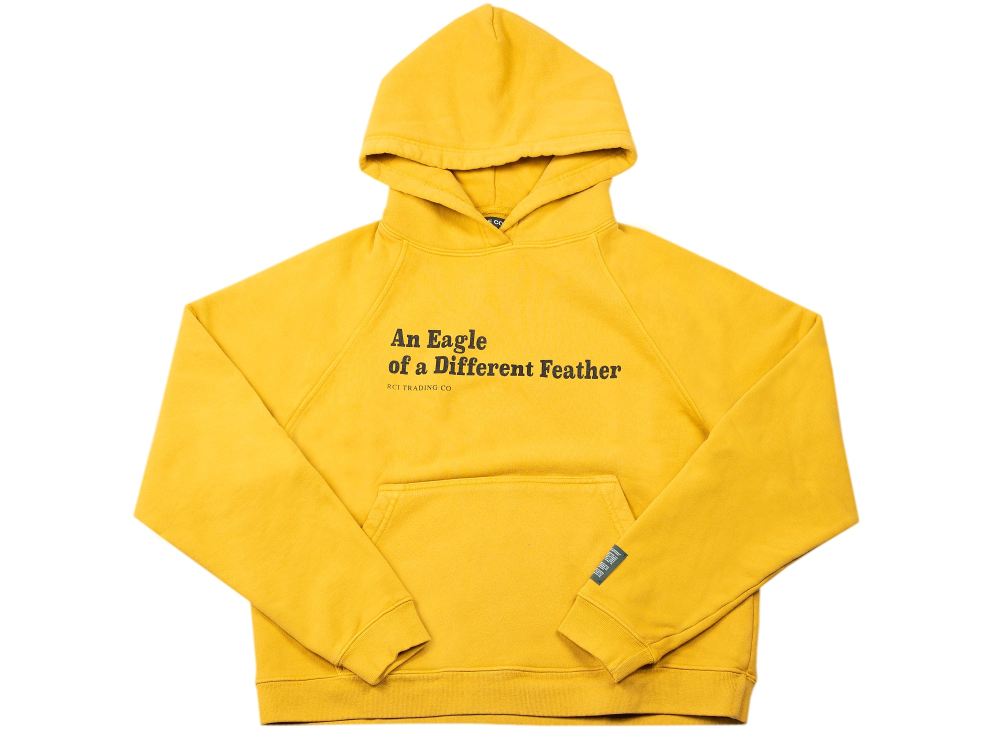 Reese Cooper Eagle Of A Different Feather Hooded Sweatshirt xld