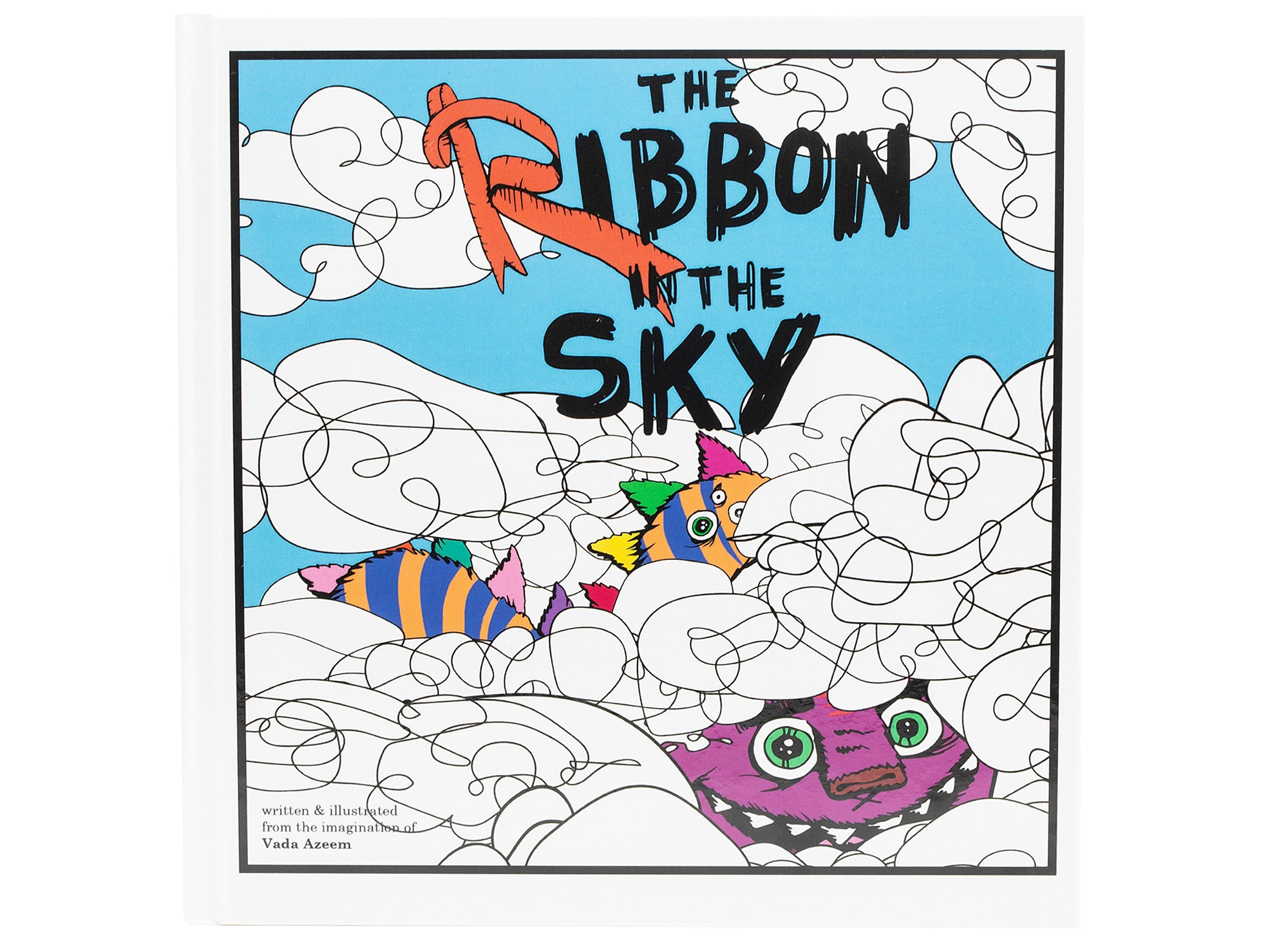 The Ribbon in the Sky Book by Vada Azeem