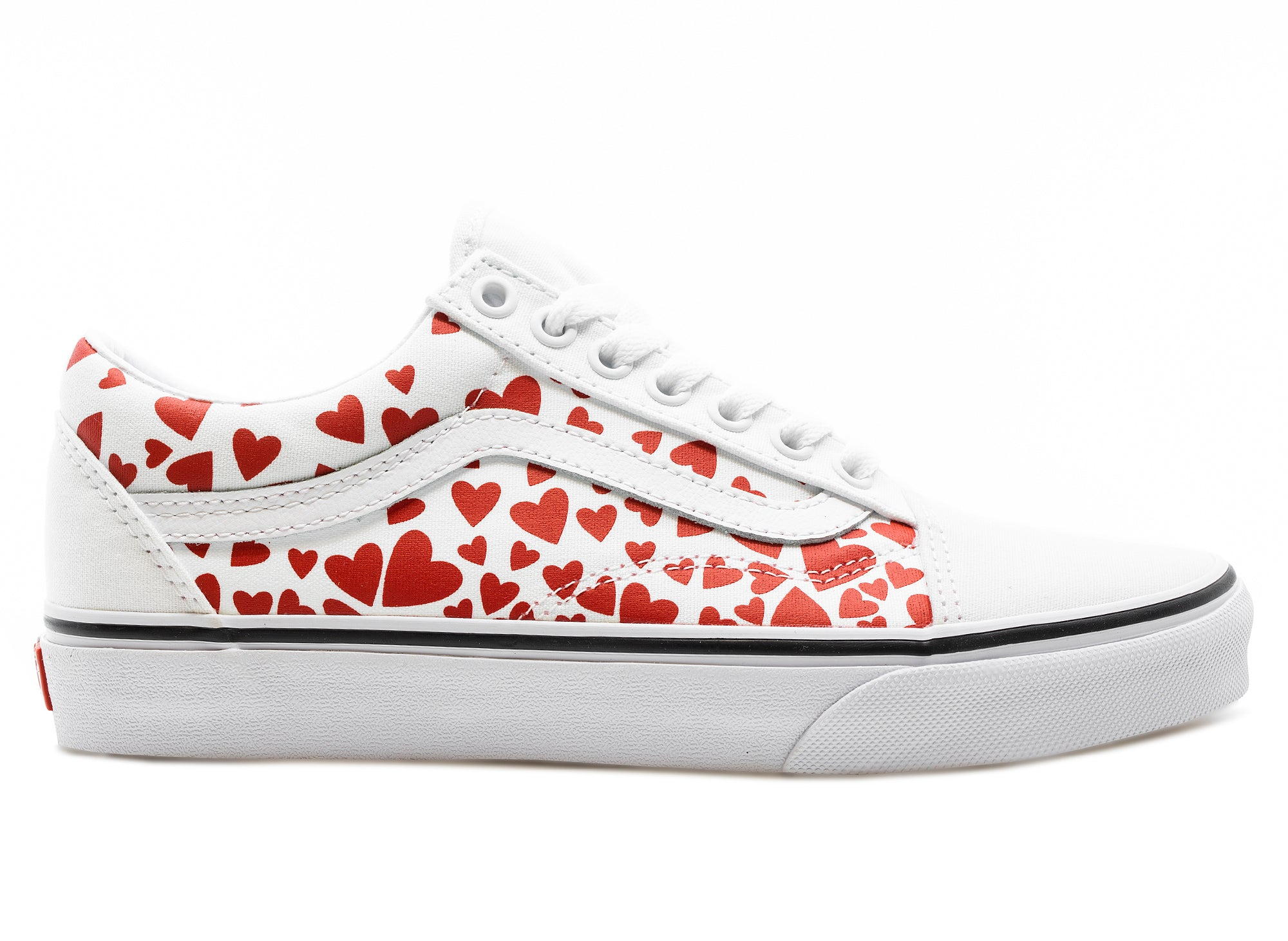 Women's Vans Old Skool 'Valentine's Hearts' xld