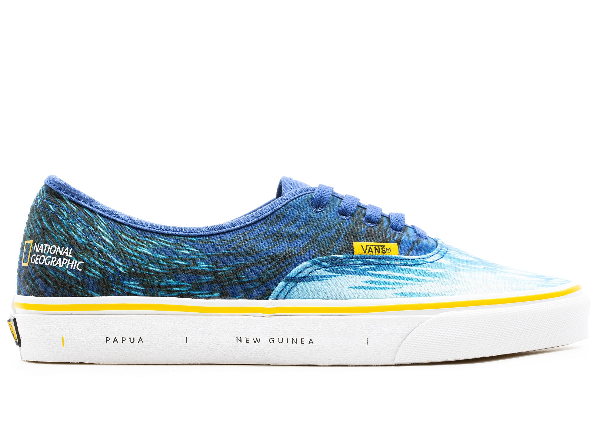 Vans Authentic 'National Geographic'