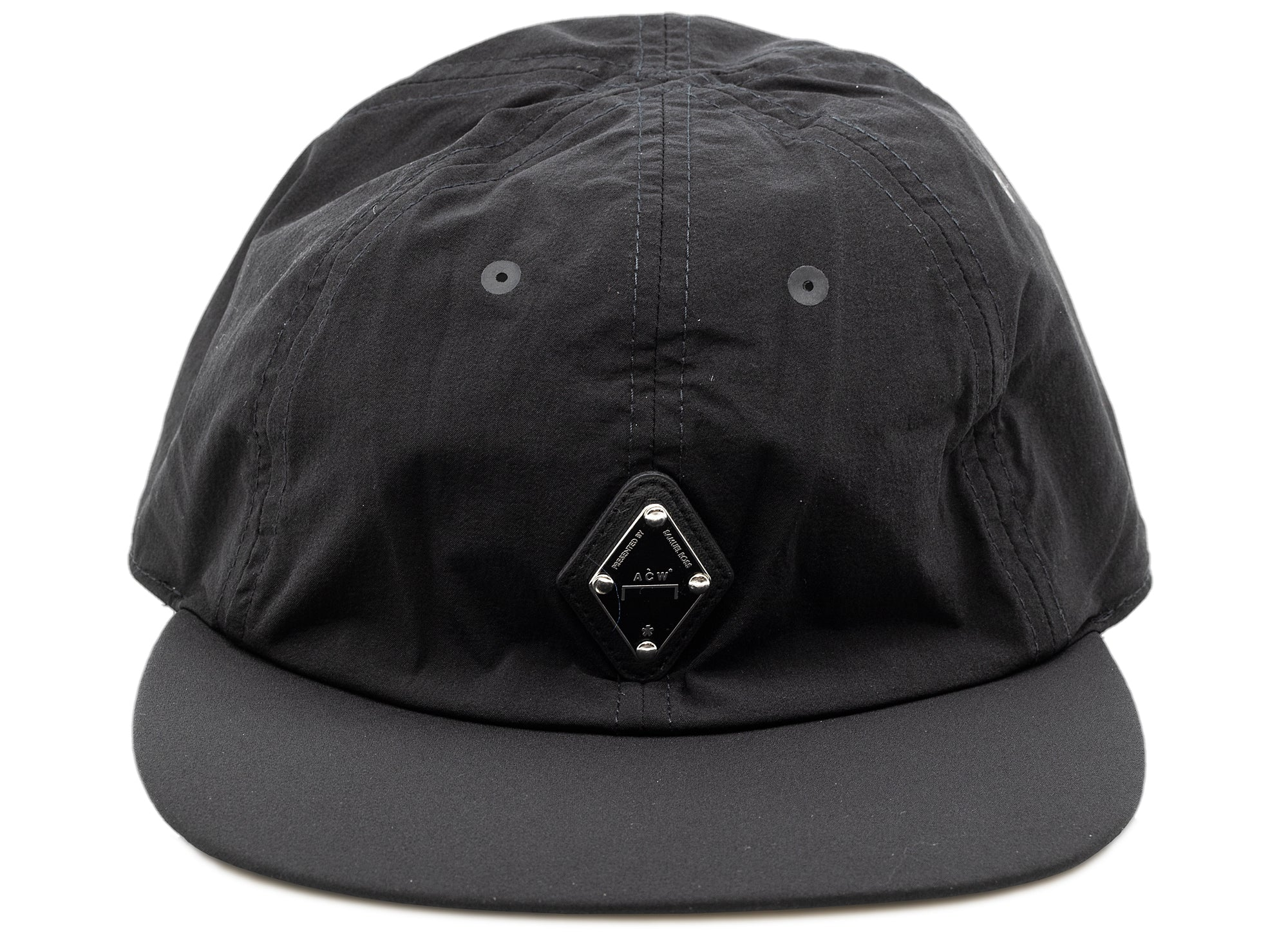 A-COLD-WALL* Rhombus Badge Cap