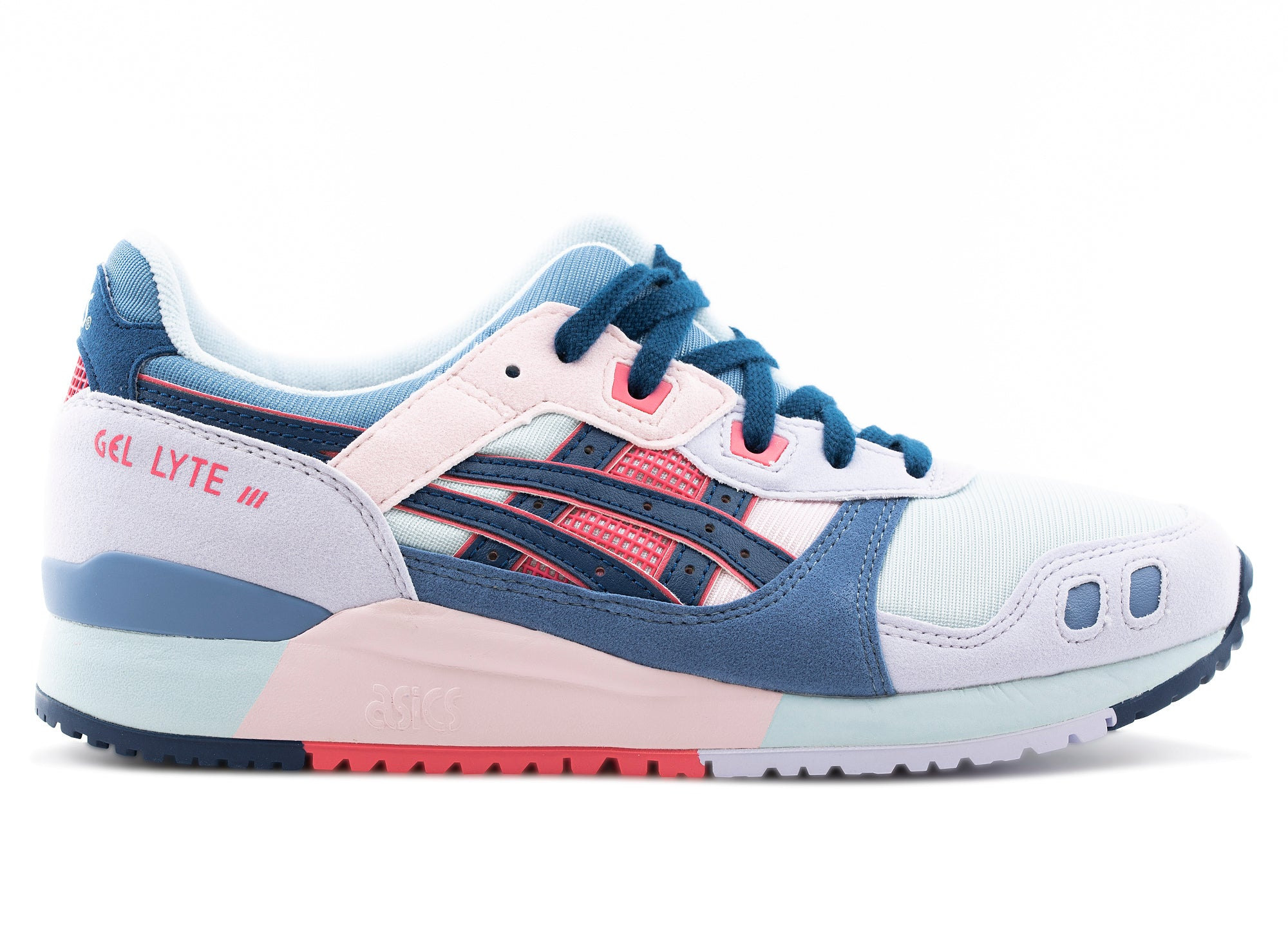 ASICS Gel-Lyte III OG 'Back Streets of Japan' Aqua Angel xld