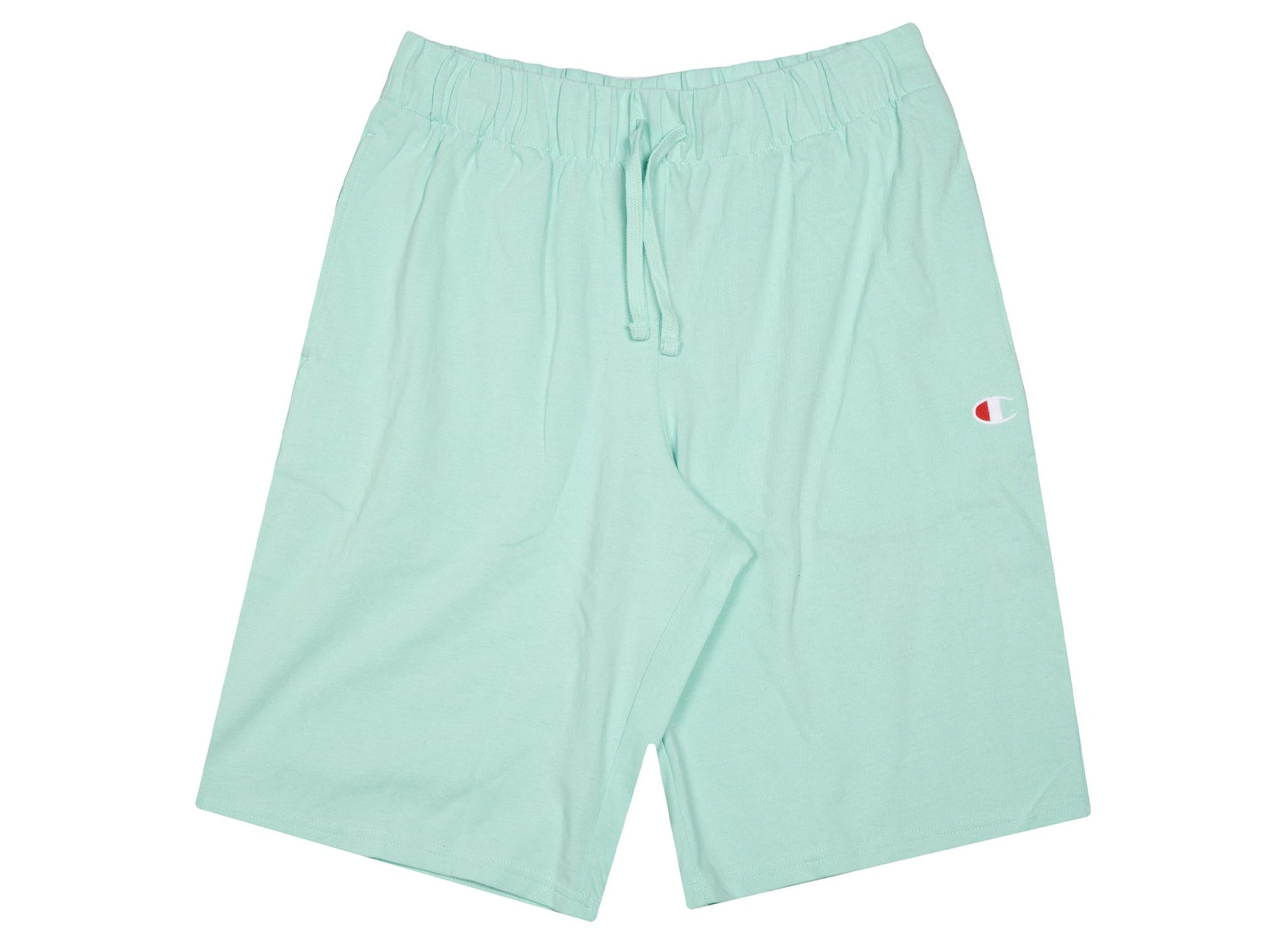 Champion Men's Jersey Jam Shorts - Waterfall Green