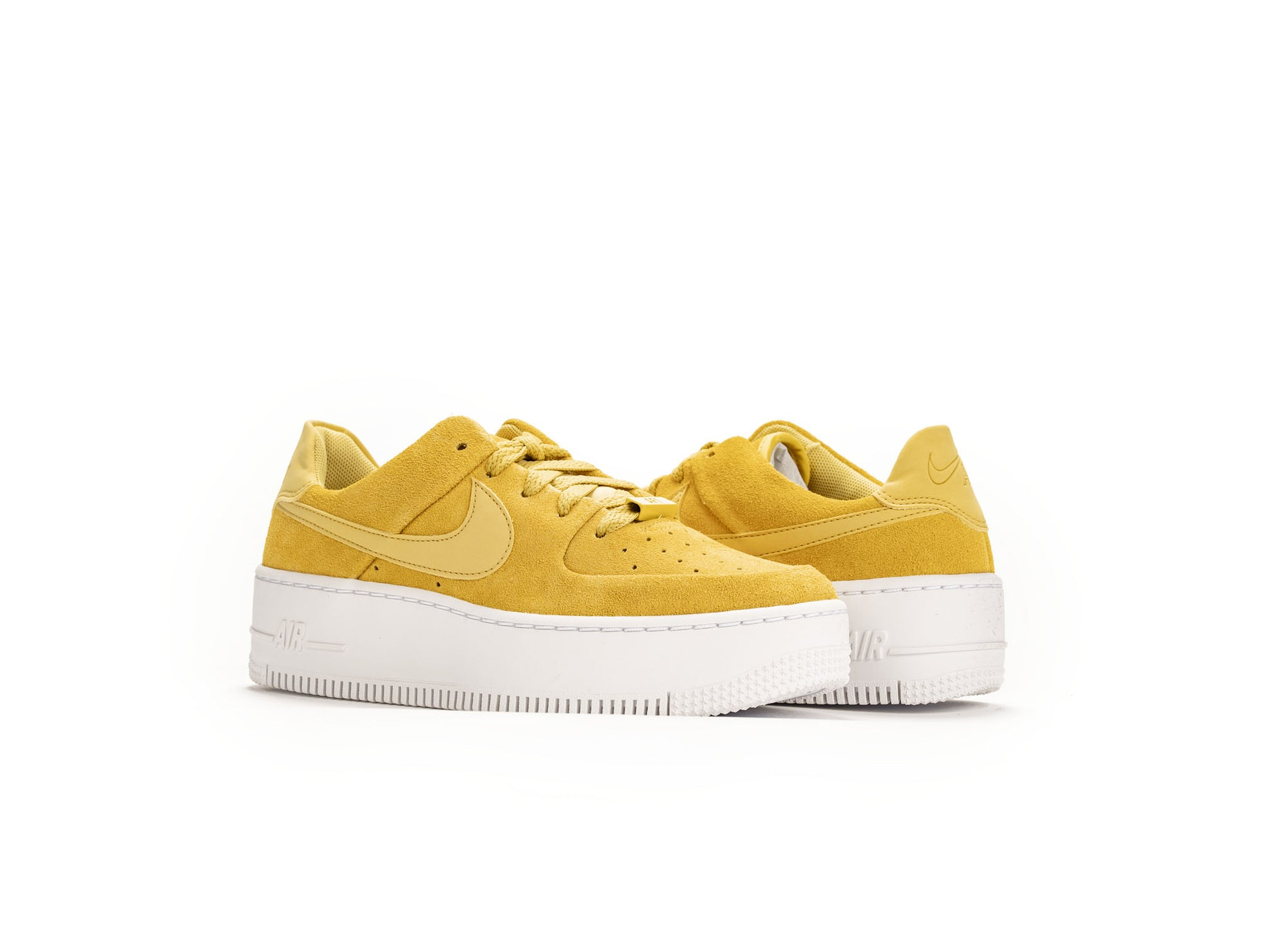 best sneakers ab80f 8fea5 NIKE WOMENS AIR FORCE 1 SAGE LOW