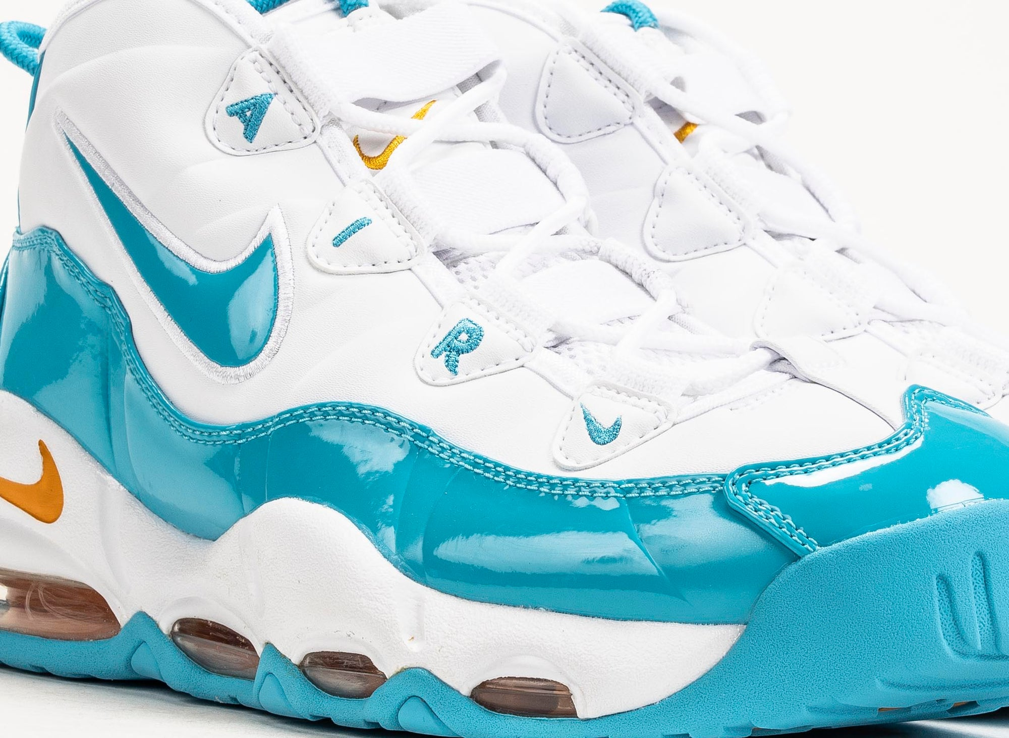 size 40 73f96 71996 Nike Air Max Uptempo '95 'Blue Fury'