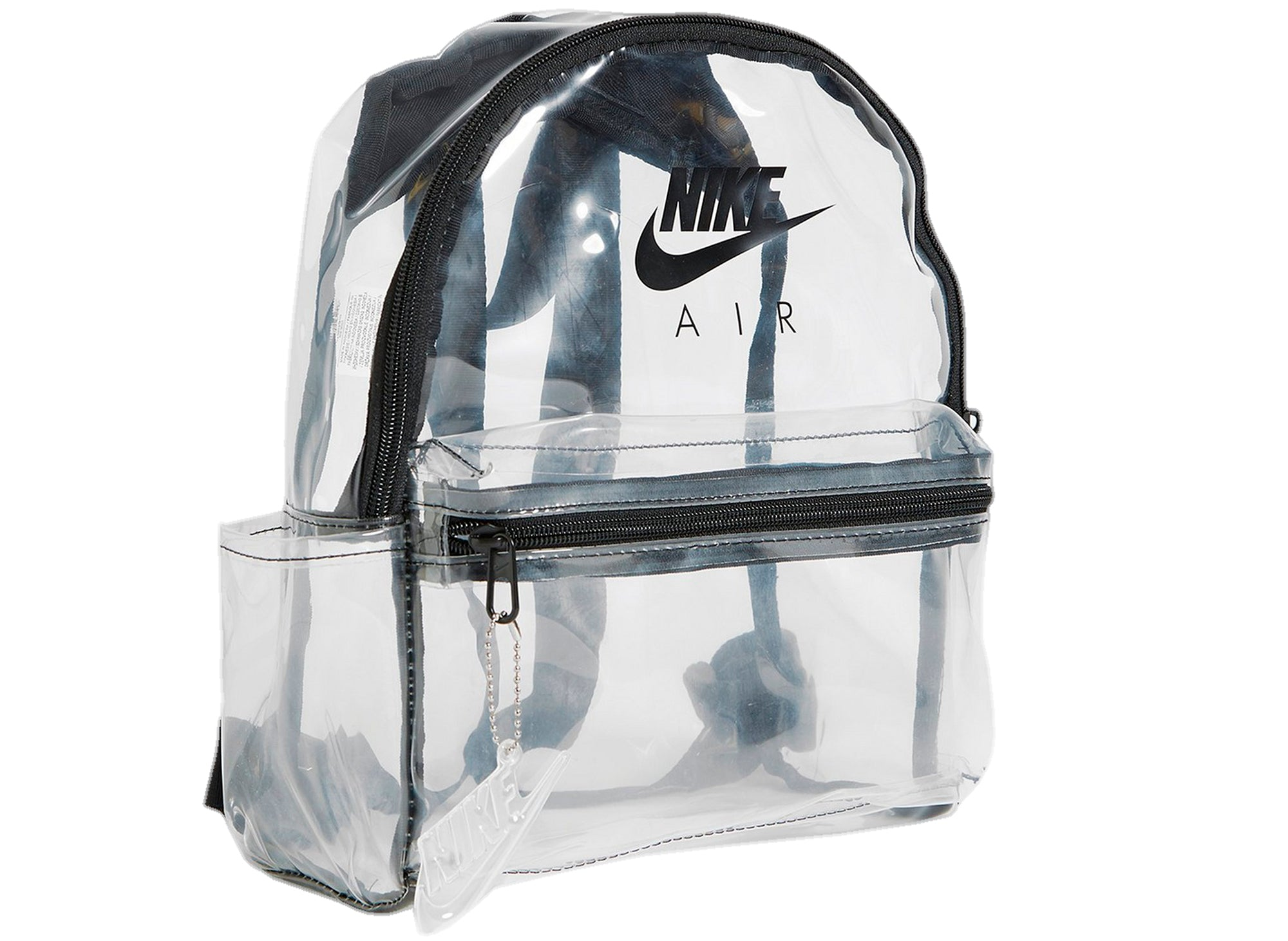 Nike Just Do It Mini Backpack 'Translucent'