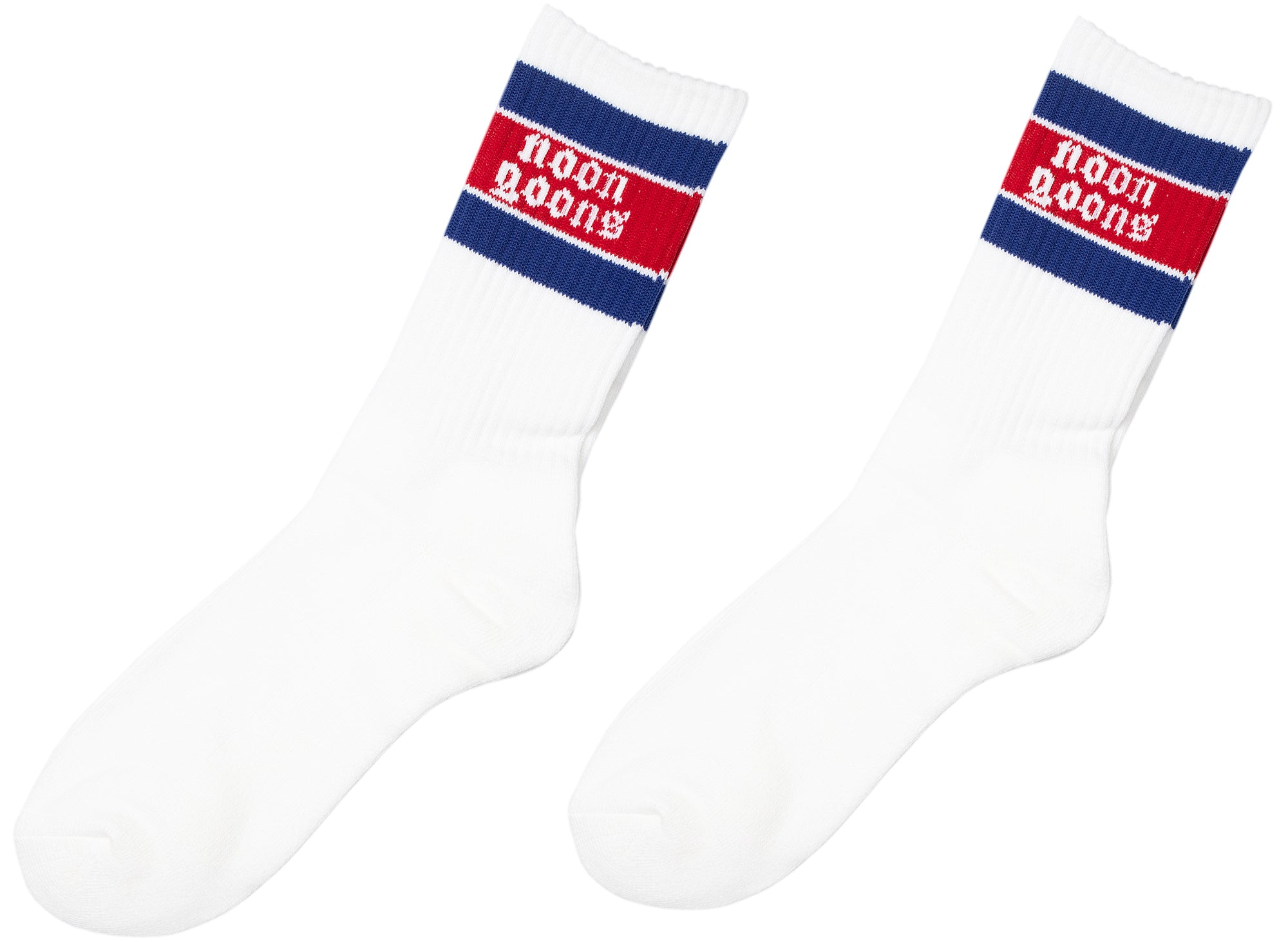 Noon Goons Stop Sox (2 Pack) 'Red/Blue'