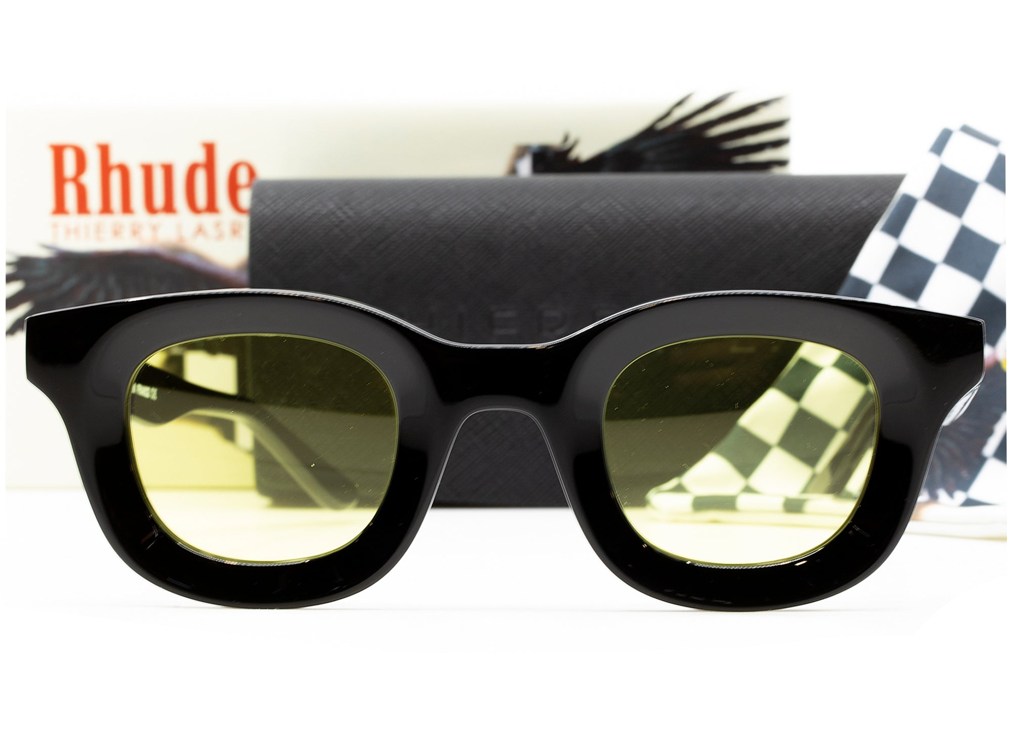 Rhude x Thierry Lasry Rhodeo Glasses xld