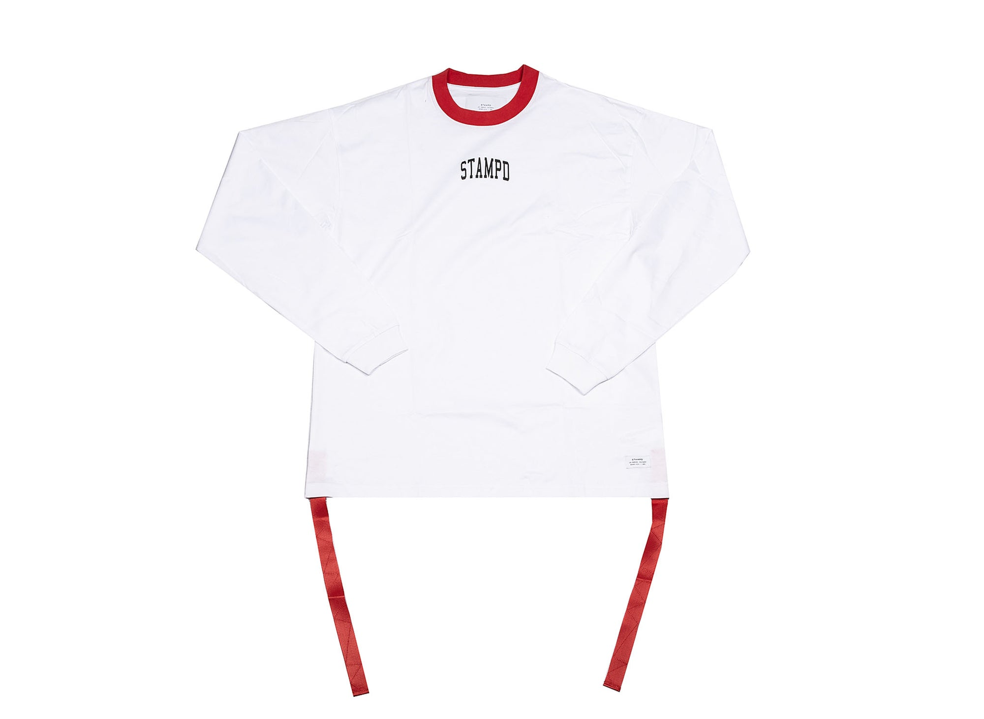 STAMPD - collegiate long sleeve