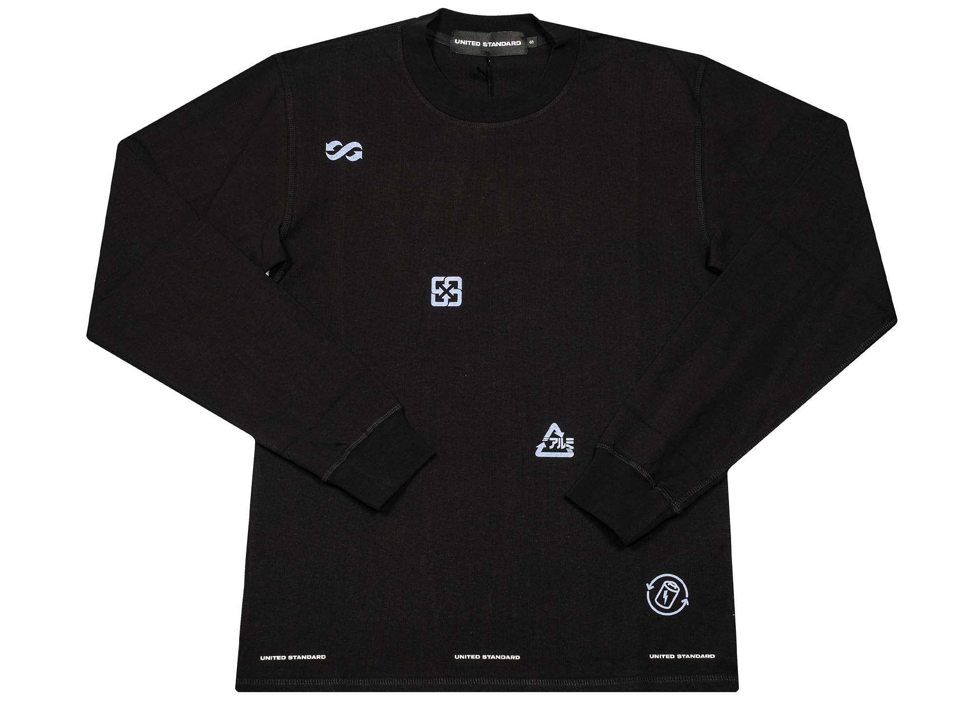 United Standard Virgil Logos Long Sleeve